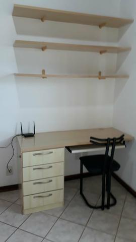 Apartamento 1/4 semi-mobiliado em local tranquilo no Saboeiro - Foto 11