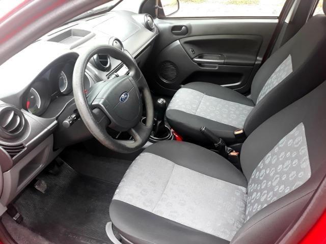 Fiesta 1.0 flex completo 2012 ideal uber pop99 - Foto 13