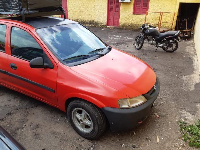 GM - Chevrolet Celta + SOM - Foto 2