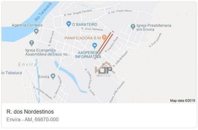 Comercial à venda, 252 m² por R$ 193.700 - Concórdia - Envira/Amazonas - Foto 3
