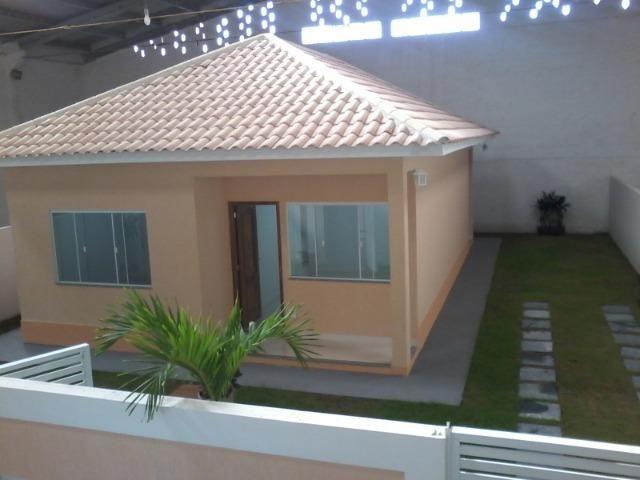 Sem entrada! Casa 02 quartos s/01 suíte ? Terreno 444, 00 m²-Iguaba Grande