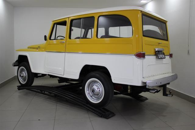 FORD RURAL 1967/1967 2.8 4X4 6 CILINDROS 12V GASOLINA 2P MANUAL - Foto 5