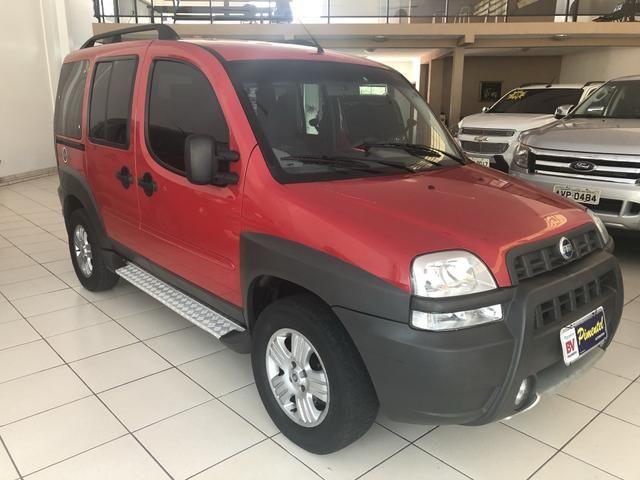 Fiat Doblò adventure 1.8