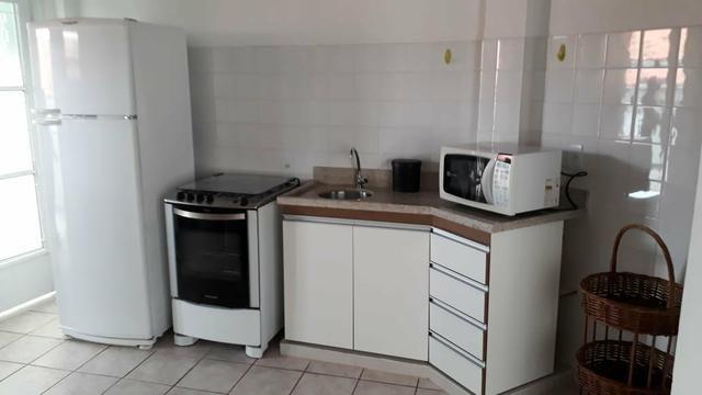 Apartamento 1/4 semi-mobiliado em local tranquilo no Saboeiro - Foto 7