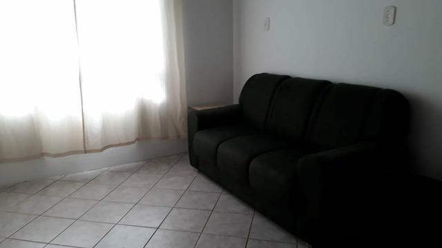 Apartamento 1/4 semi-mobiliado em local tranquilo no Saboeiro - Foto 5