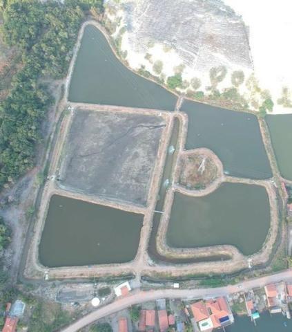 FA0002 Fazenda de camarão em Aracati, Negócio Montado, 110.000m² de terreno