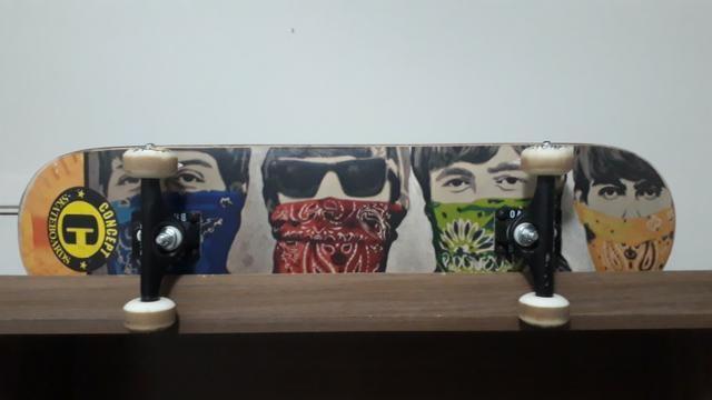 Vendo Skate Pro usado 2X - Foto 6
