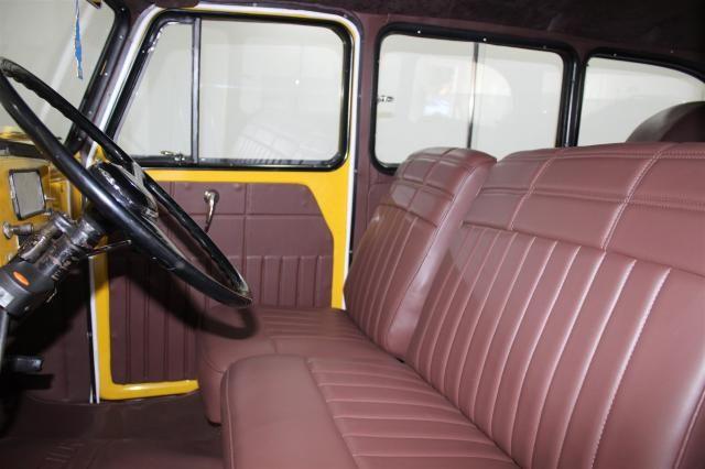 FORD RURAL 1967/1967 2.8 4X4 6 CILINDROS 12V GASOLINA 2P MANUAL - Foto 11