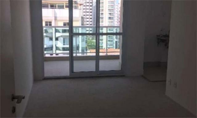Apartamento à venda com 1 dormitórios em Jardim américa, São paulo cod:170-IM407699