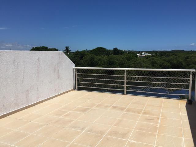 Cobertura 4/4 nasacente, duplex, frente rio com pier!! - Foto 17