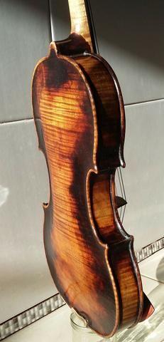 Extraordinário* Violino Antigo, Francês, Centenário. Raridade. Link de vídeo na descrição