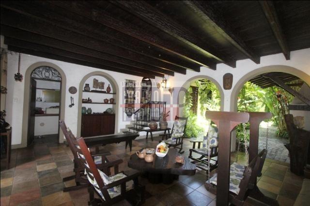 [A807] Casa com 5 quartos, sala para 4 ambientes, 361 m² de área construída - Foto 10