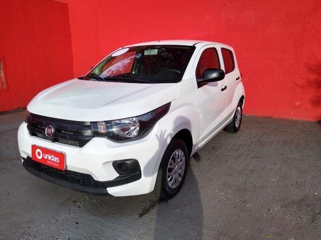 Fiat Mobi Drive 2018 completo - IPVA 2020 + transerência gratis - Foto 3