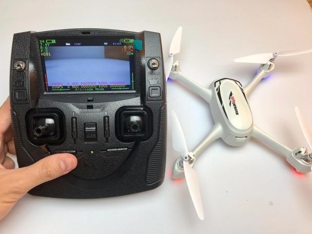 Drone Camera GpsHubsan X4 H502s Fpv Hd Modelo 2020 c/ manual em português Promoção!!!