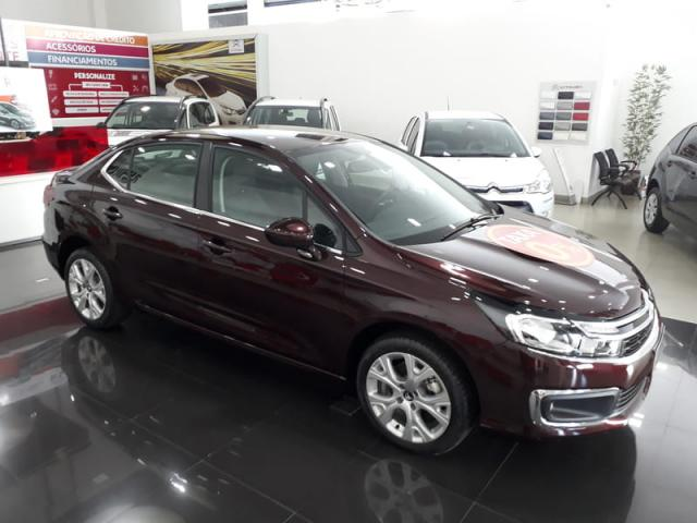 CITROEN C4 LOUNGE SHINE THP 173 FLEX AUT