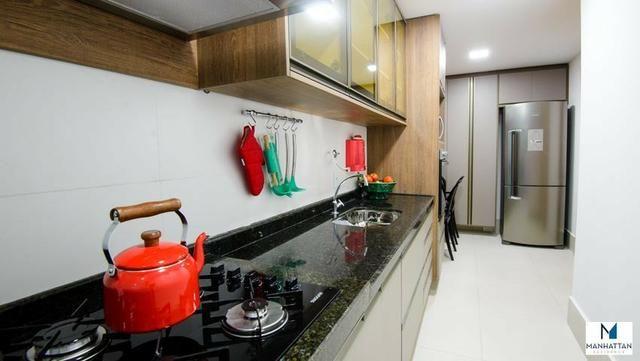 3 e 4 Quartos Residence Manhattan no Gilberto Machado, com até 4 Vagas - Foto 15