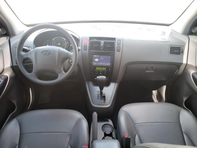 TUCSON 2016/2016 2.0 MPFI GLS 16V 143CV 2WD FLEX 4P AUTOMÁTICO - Foto 12