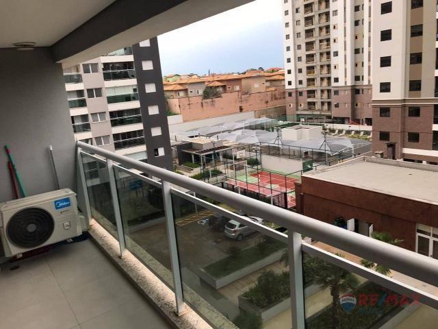 Apartamento com 1 dormitório para alugar, 40 m² por R$ 1.800,00/mês - Jardim Tarraf II - S - Foto 14