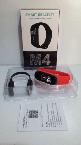 Relógio Pulseira Inteligente Fitness Smart M4