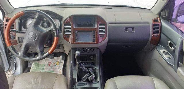 Pajero Full GLS Diesel 2006 Mecânica - Foto 4