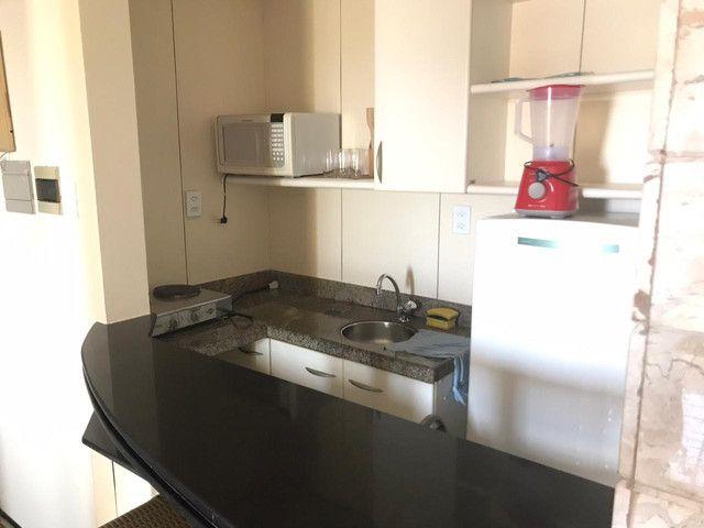 Alugo apartamento mobiliado no Number One Flat Residence - Foto 7