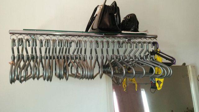 Suportes de roupa para loja - Foto 2
