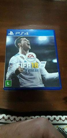 Fifa 18 ORIGINAL PS4