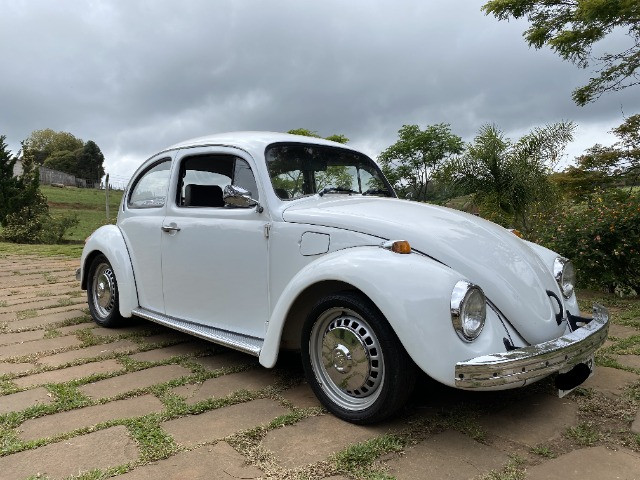 VW Fusca Itamar 1995 67mil km