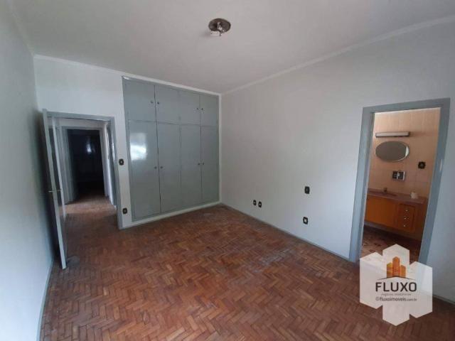 Casa com 3 dormitórios para alugar, 213 m² - Vila Aeroporto Bauru - Bauru/SP - Foto 12