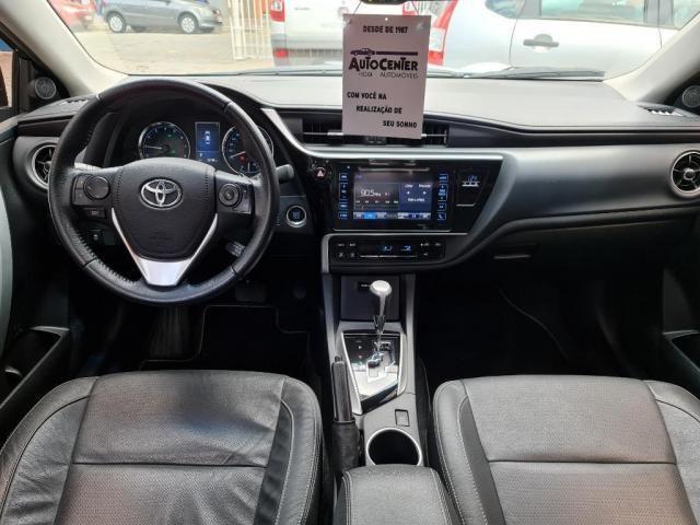 Toyota Corolla XEI 2.0 CVT - Foto 8
