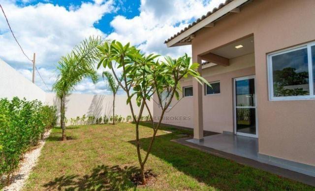 Casa com 3 dormitórios à venda, 76 m² por R$ 348.900,00 - Chapéu Do Sol - Várzea Grande/MT - Foto 12