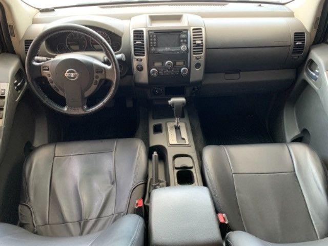 Nissan Frontier Platinum 2.5 2014 - Foto 2