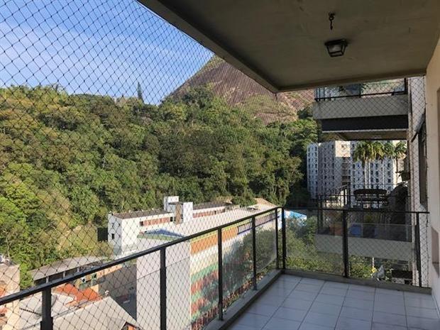 Apartamento à venda com 1 dormitórios em Cosme velho, Rio de janeiro cod:883739 - Foto 3