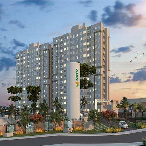 Monte dos Pinheiros - Apartamento 2 quartos em São Carlos, SP - 45m² - ID4066