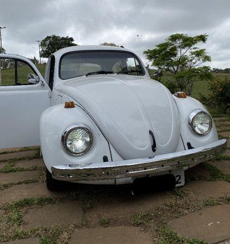 VW Fusca Itamar 1995 67mil km - Foto 2