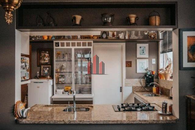 AP6601 Apartamento com 3 dormitórios, 138 m² por R$ 660.000 - Balneário - Florianópolis/SC - Foto 3