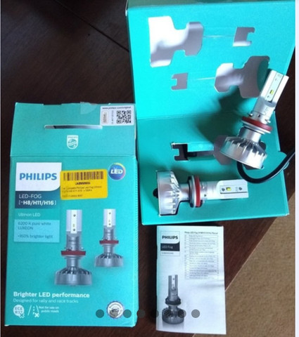 LED Ultinon Philips - Foto 5