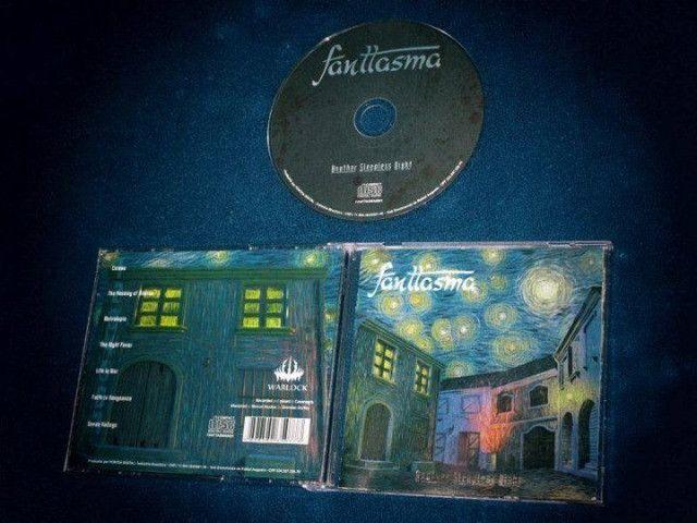CD Fanttasma Another Sleepless Night impecável - Foto 3