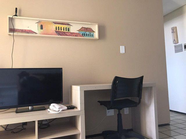 Alugo apartamento mobiliado no Number One Flat Residence - Foto 2