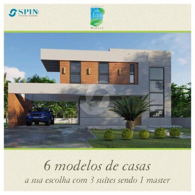Casa com 3 suítes dentro de condomínio em Maricá - Lançamento! - Foto 8