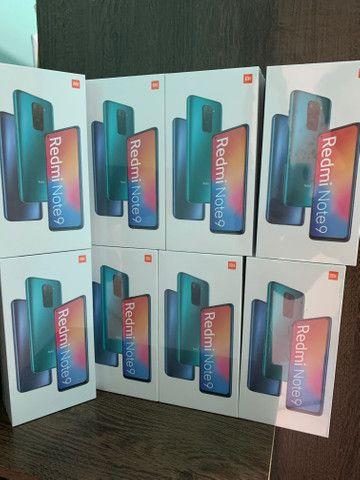 Novos - Xiaomi Note 9 64 Gb Octa-core Tela 6.53? 5.020mAh
