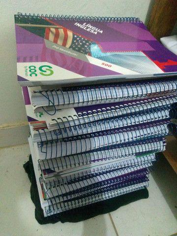 Livros do Ensino Médio Completo - Foto 2