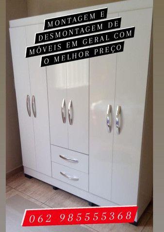 Desmontagem desmontador de moveis armario de cozinha