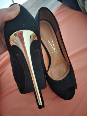 Vendo 3 pares de sapatos novos  - Foto 5