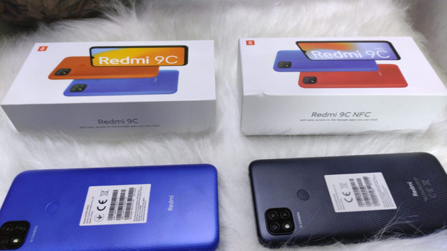 Redmi 9C 64GB Pronta Entrega Versão Global