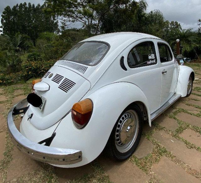 VW Fusca Itamar 1995 67mil km - Foto 6