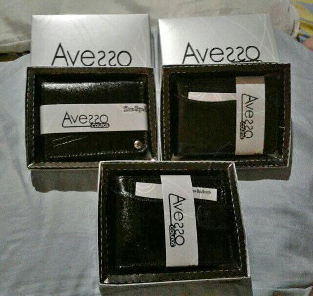 Carteiras couro R$ 10,50 a partir 10 unidades fazemos entrega . - Foto 6
