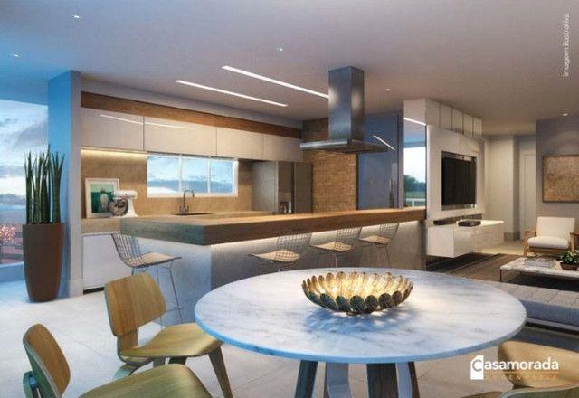 Apartamento 4 quartos, 4 suítes, 3 vagas cobertas no Downtown Linhares - Foto 3