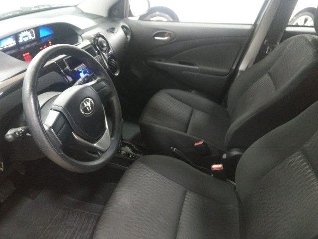 Toyota Etios X 1.3 Flex 16V 5P Aut. - Foto 9
