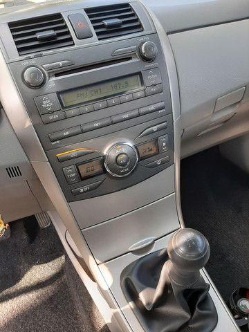 Toyota Corolla 1.8 GLI 2011 manual - Foto 11
